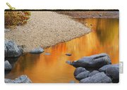 Black River Reflections At Johnsons Shut Ins State Park I Carry-all Pouch