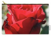 Black Rose Red Carry-all Pouch