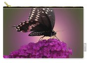 Black Swallowtail 1 Carry-all Pouch