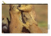 Black-tailed Prairie Dogs Carry-all Pouch