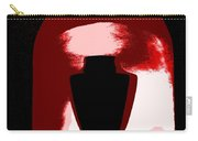 Black Urn Carry-all Pouch