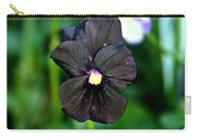 Black Violet Carry-all Pouch