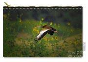 Blackbellied Whistling Duck In Flight Carry-all Pouch