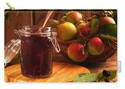 Blackberry And Apple Jam Carry-all Pouch by Amanda Elwell