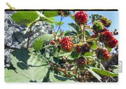 Blackberry On The Rock 03 Carry-all Pouch