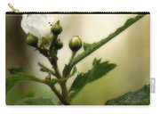 Blackberry Vine Flower Carry-all Pouch