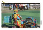 Blackfeet Pow Wow 02 Carry-all Pouch