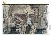 Blacksmith, C1865 Carry-all Pouch