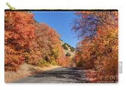 Blacksmith Fork Canyon Autumn Drive - Utah Carry-all Pouch
