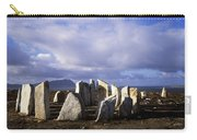 Blacksod Point, Co Mayo, Ireland Stone Carry-all Pouch
