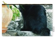 Blacky Cat Carry-all Pouch