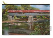 Blair Bridge Campton New Hampshire Carry-all Pouch