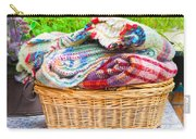 Blankets Carry-all Pouch