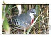 Bleeding Heart Pigeon Carry-all Pouch