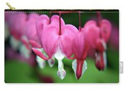 Bleeding Hearts Dicentra Carry-all Pouch
