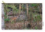 Blending Deer Carry-all Pouch