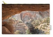 Blind Arch Overlook Carry-all Pouch
