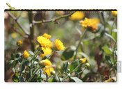 Blomming Merigolds Carry-all Pouch