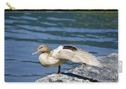 Blonde Duck Carry-all Pouch
