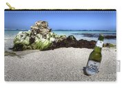 Blonde On The Beach  Carry-all Pouch