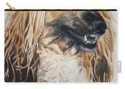 Blonde Carry-all Pouch by Susan Herber