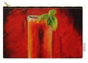 Bloody Mary Coctail Carry-all Pouch