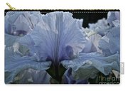 Blooming Iris Carry-all Pouch