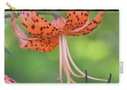 Blooming Tiger Carry-all Pouch