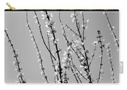 Blooming Twigs Carry-all Pouch