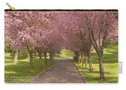 Blooms Along The Lane Carry-all Pouch