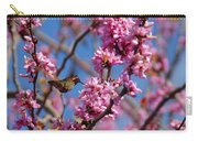 Blossoming Bird Carry-all Pouch