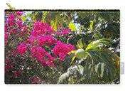 Blossoms And Breadfruit Carry-all Pouch