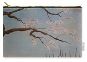 Blossoms Over The Lake Carry-all Pouch