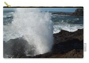 Blow Hole Carry-all Pouch