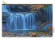 Blue Cascade Falls Carry-all Pouch