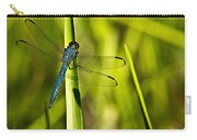 Blue Dragonfly 1 Carry-all Pouch