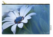 Blue Eyed African Daisy Carry-all Pouch
