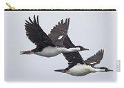 Blue-eyed Cormorant Phalacrocorax Carry-all Pouch