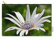 Blue Eyed Daisy Carry-all Pouch