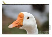 Blue Eyed Goose Carry-all Pouch