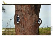 Blue Eyed Pine Carry-all Pouch