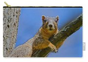 Blue Eyes Carry-all Pouch by Betsy Knapp