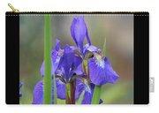 Blue Flag Iris - Dsc03987 Carry-all Pouch
