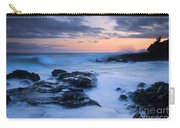 Blue Hawaii Sunset Carry-all Pouch