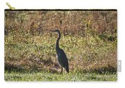 Blue Heron At Valley Forge Carry-all Pouch