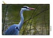 Blue Heron Vondelpark Amsterdam Carry-all Pouch