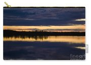 Blue Hour Carry-all Pouch by Heiko Koehrer-Wagner