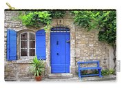 Blue In Provence France Carry-all Pouch