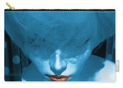 Blue Kiss Carry-all Pouch