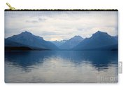 Blue Lake Mcdonald Carry-all Pouch